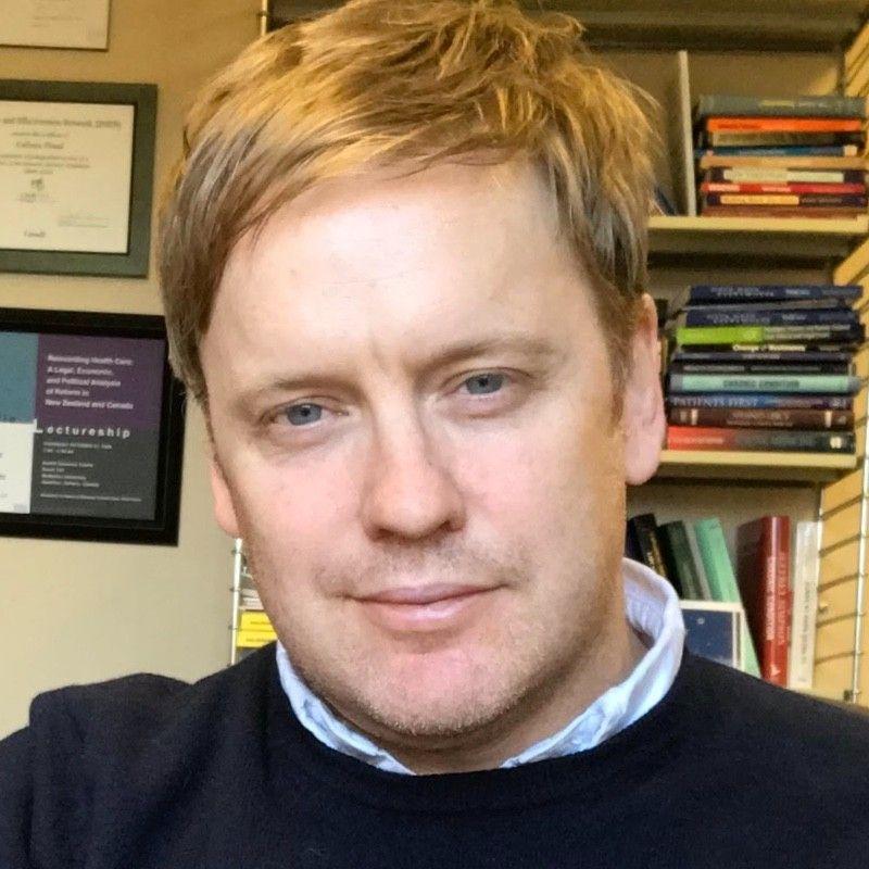 Dr Bryan Thomas