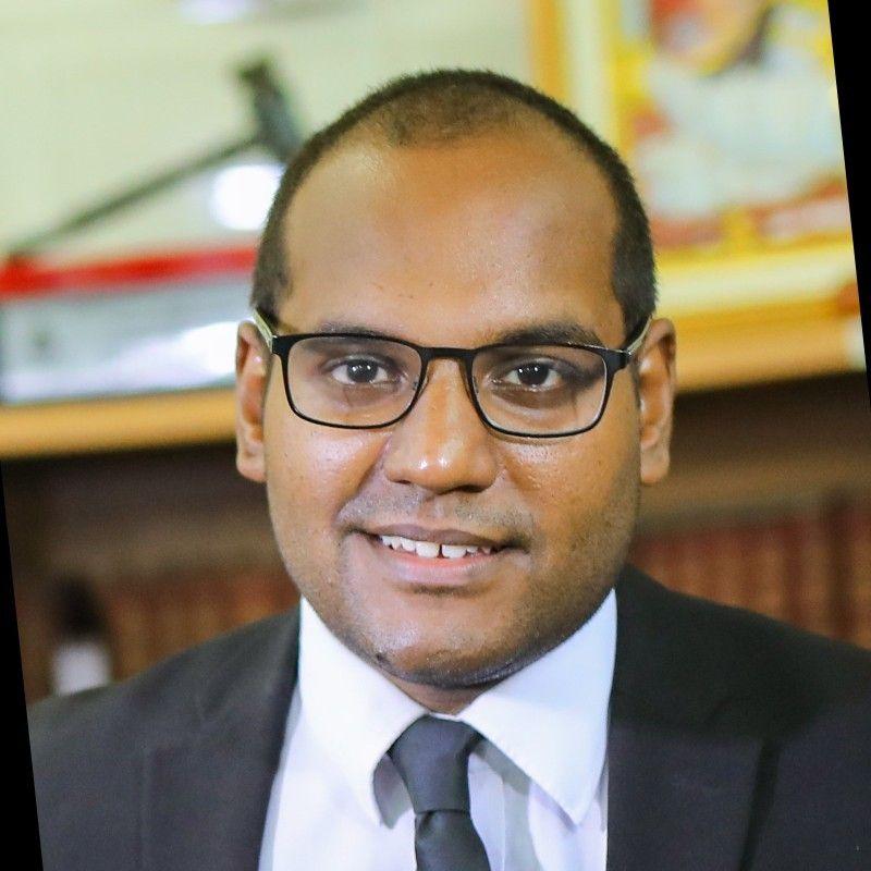 Dr Guruparan Kumaravadivel