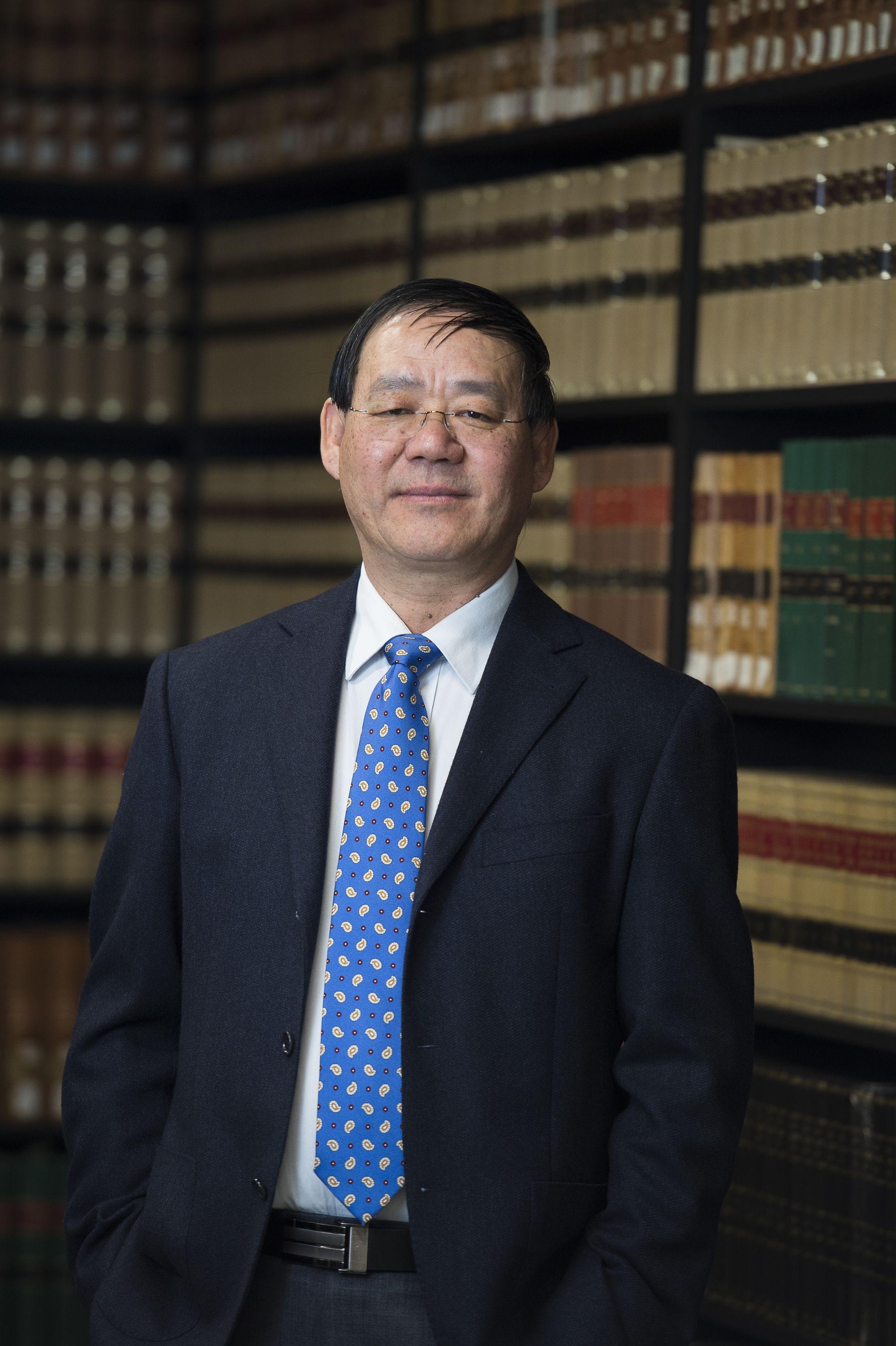 Prof Jianfu Chen