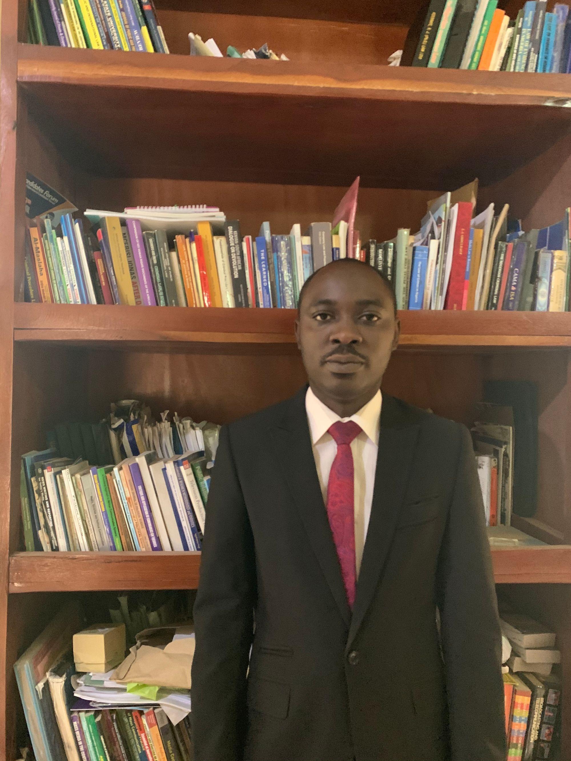 Dr Lukman Adebisi Abdulrauf